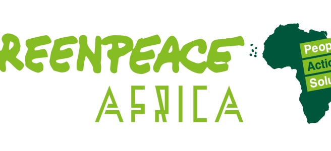 Greenpeace Africa Logo